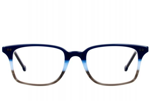 l. a. Eyeworks L.A. TV969DF TWILL HD HANG 10 BLUE, Korekcijska očala