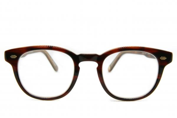 Garrett Leight WARREN 46 WHISKEY TORTOISE, Korekcijska očala